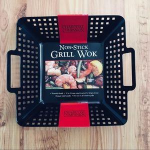 Charcoal Company Non-Stick Wok
